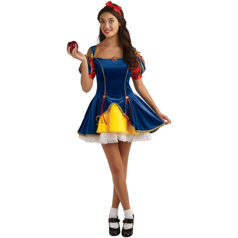 **CLEARANCE!** Disney Snow White Deluxe Fancy Dress Costume Girl/'s Rubie/'s