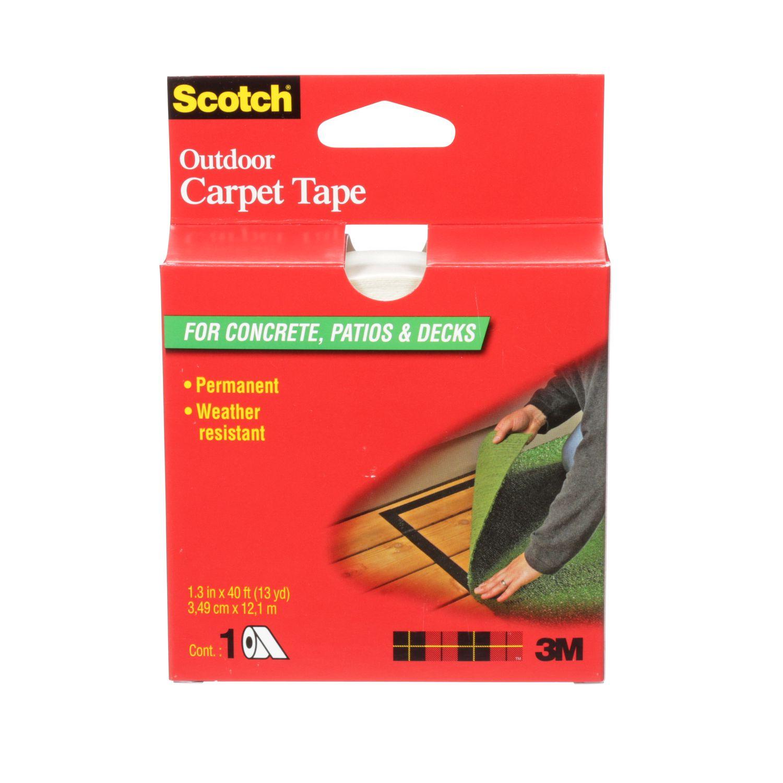 Scotch 174 Outdoor Carpet Tape Walmart Canada