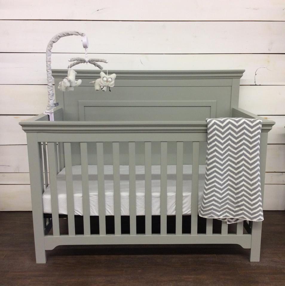 Cribs Carousel Crib White Baby Relax Emery 2in1