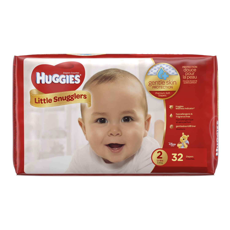 Huggies Little Snugglers Diapers Jumbo Pack Walmart Canada
