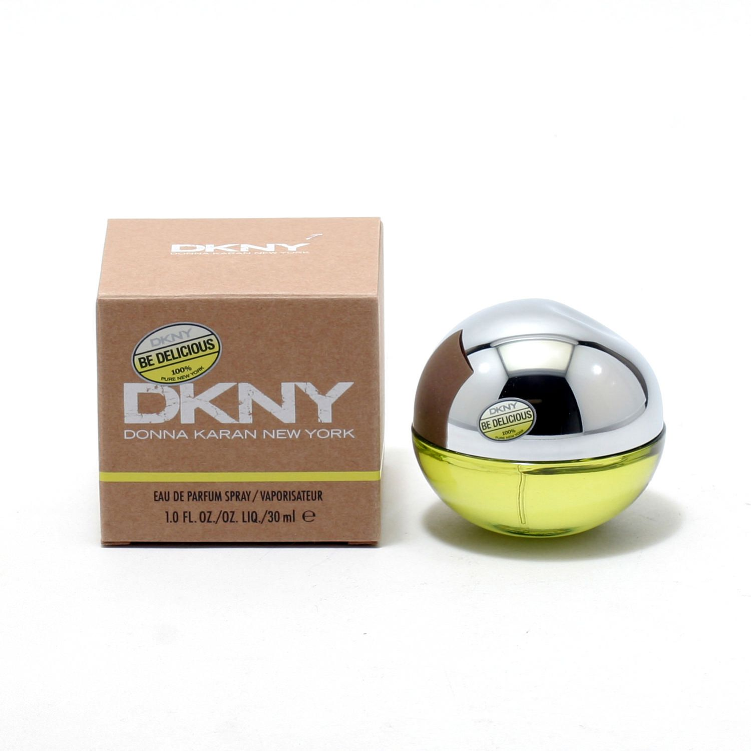 Be Delicious Ladies By Dkny Eau De Parfum Spray 30 Ml Walmart Canada