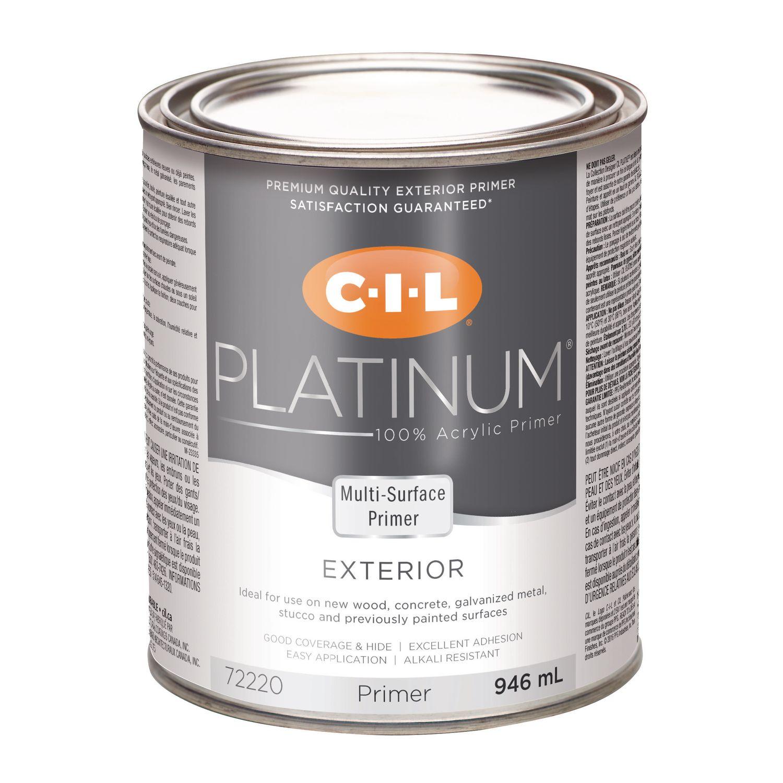cil exterior paint