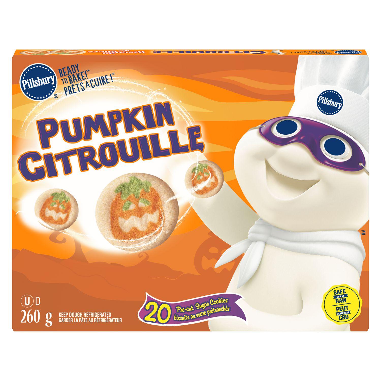 Pillsbury Ready to Bake! Sugar Cookies Pumpkin   Walmart Canada