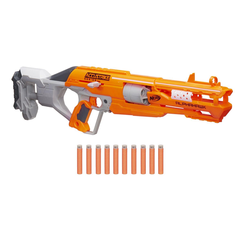 NerfN-Strike Strongarm 2-Pack Was $20 now $15 & Free Shipping @ Walmart.ca!