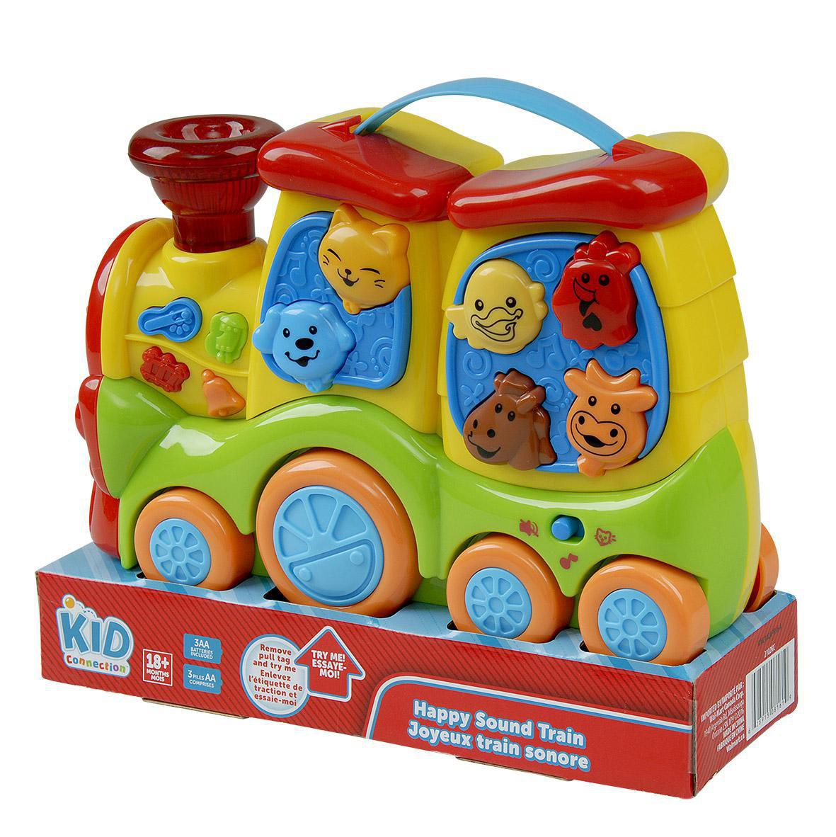 PlayGo Happy Sound Train