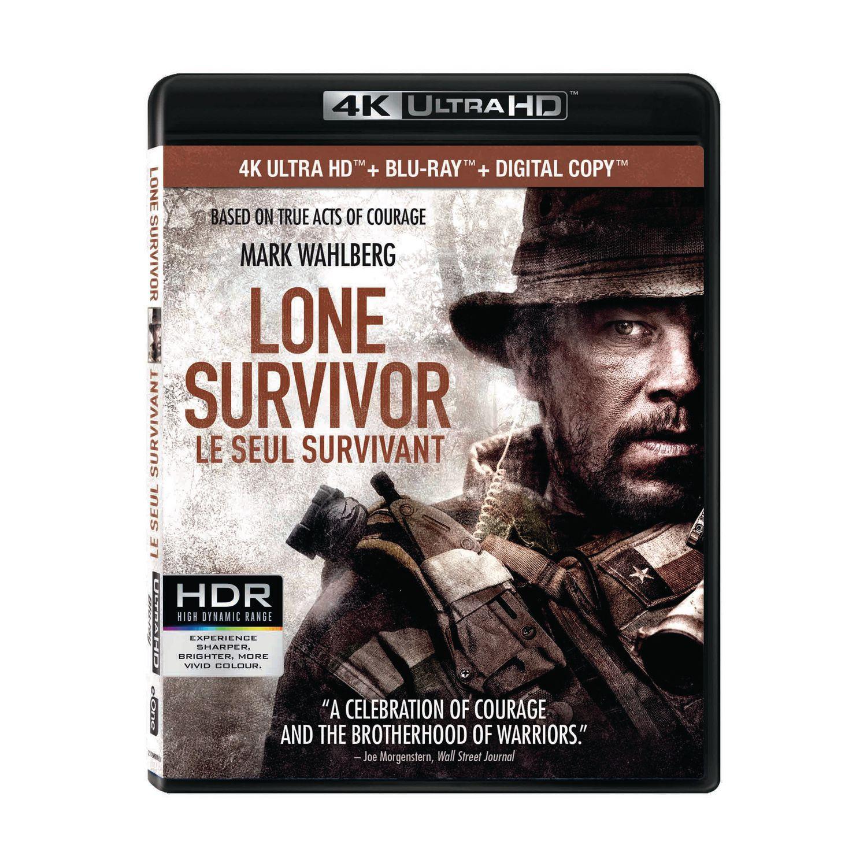 Lone Survivor (4K Ultra HD + Blu-ray + Digital Copy