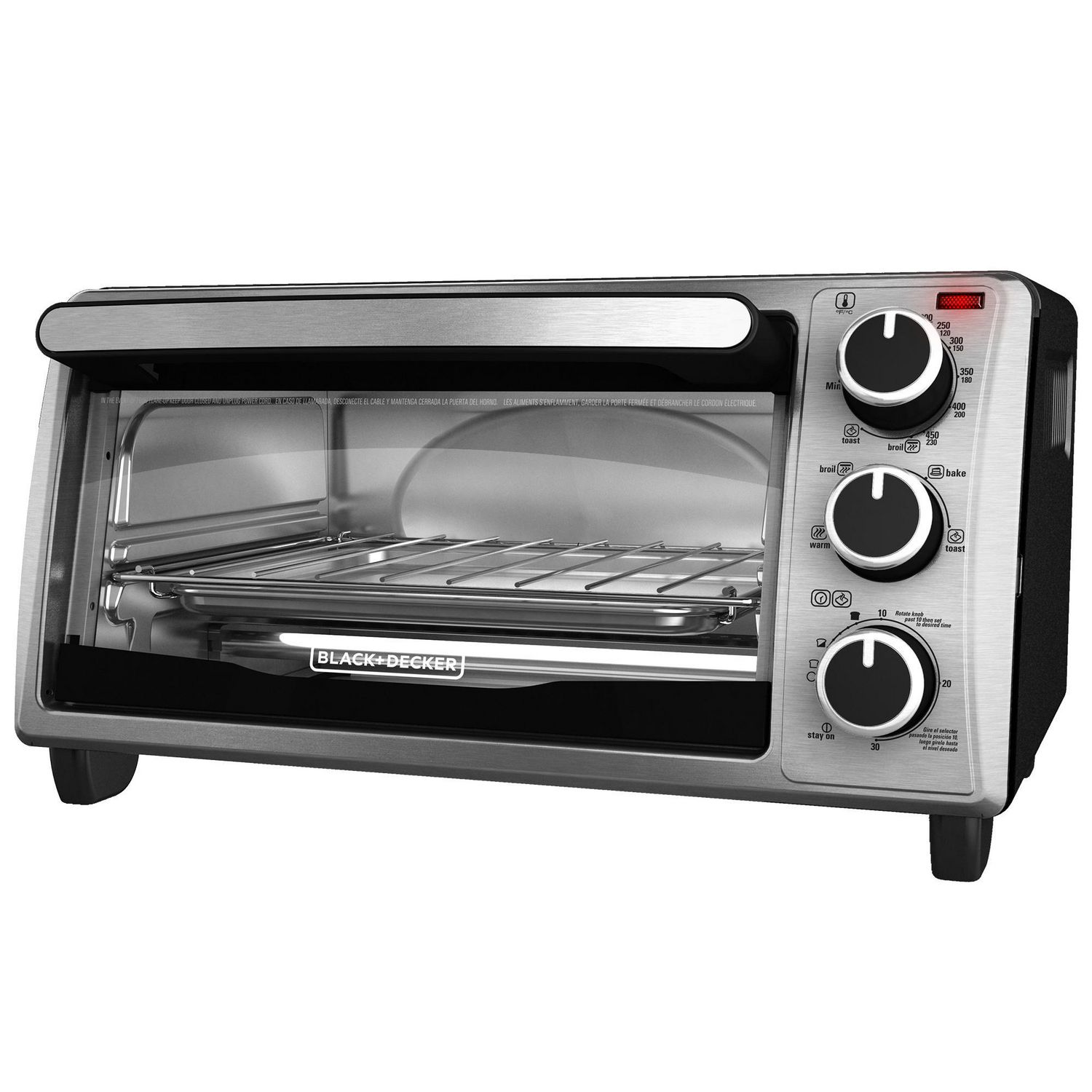 volt decker and non sized liter toaster medium black oven usa