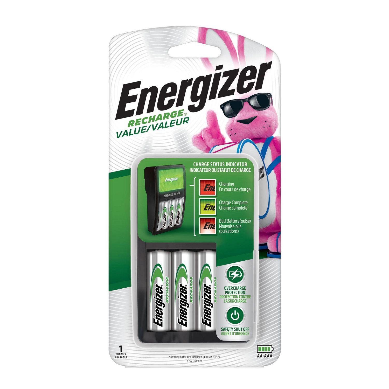 Energizer Compact DEL y compris les piles