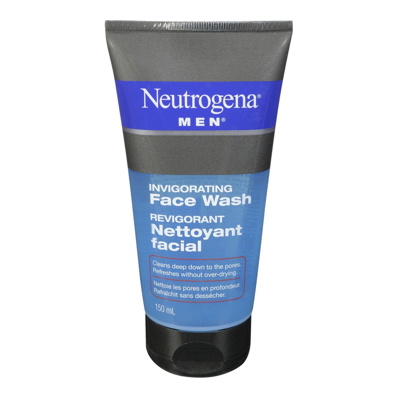 Neutrogena Men Invigorating Face Wash Walmart Canada