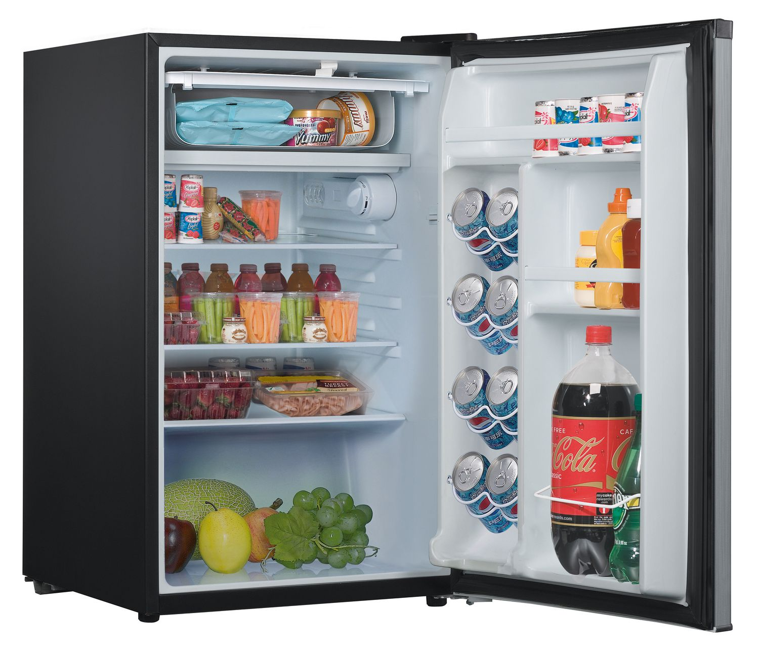Whirlpool Energy Star 4 3 Cu Ft Compact Refrigerator