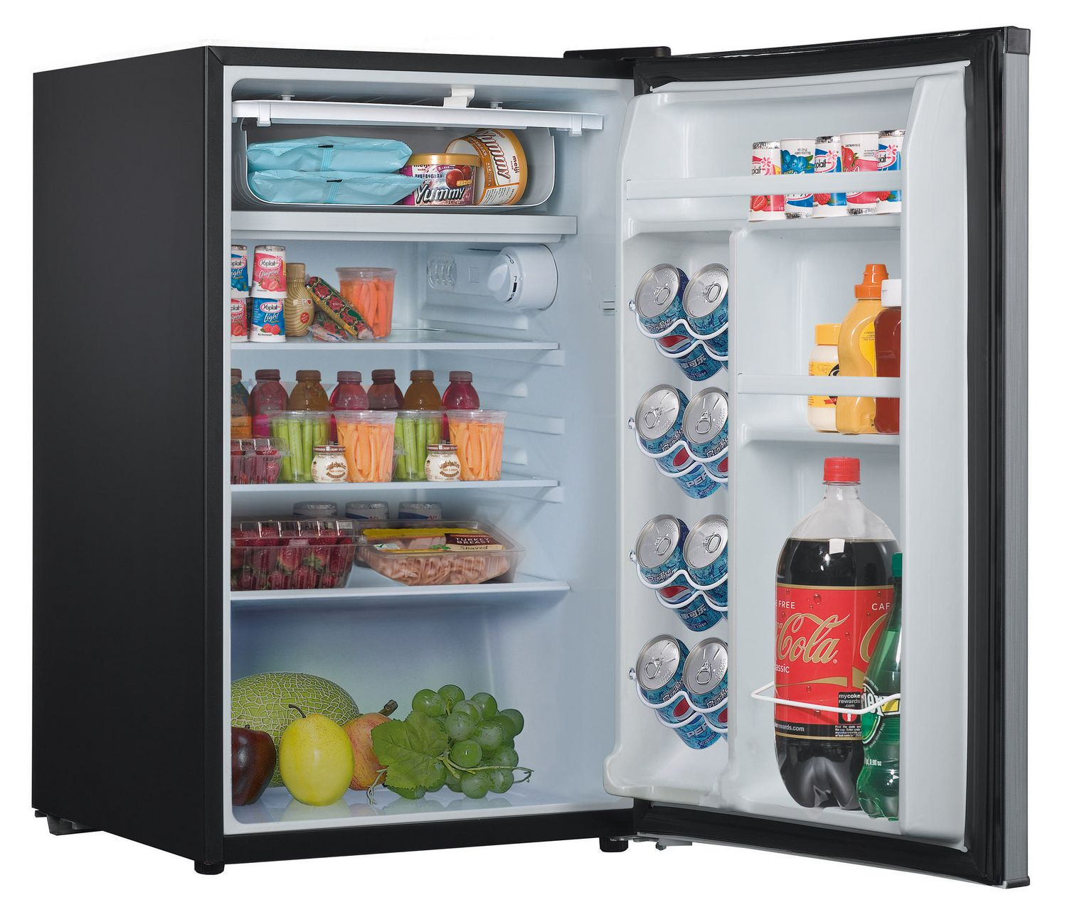Whirlpool Energy Star 4.3 cu. ft. Compact Refrigerator | Walmart ...