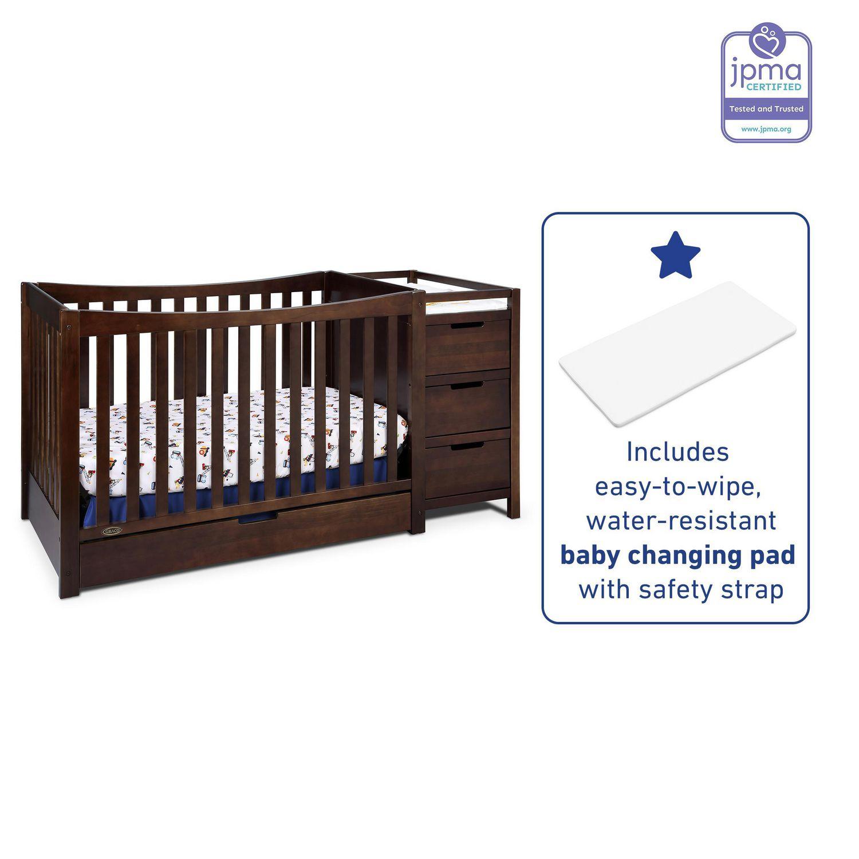 mattress bassinet gulliver cribs mini baby materials ikea crib hackers