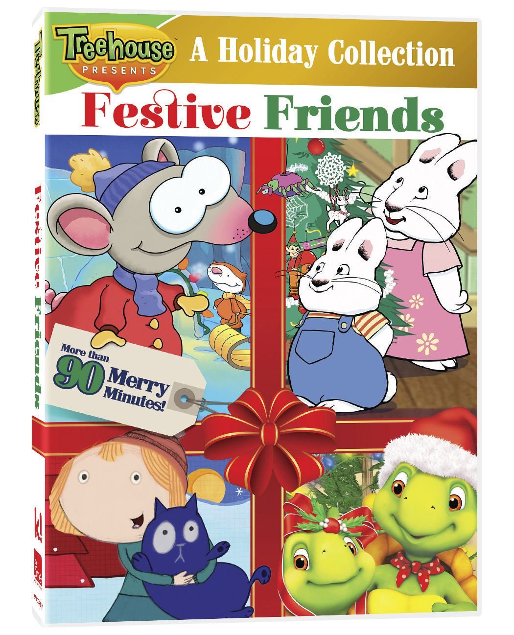 treehouse festive friends walmart canada