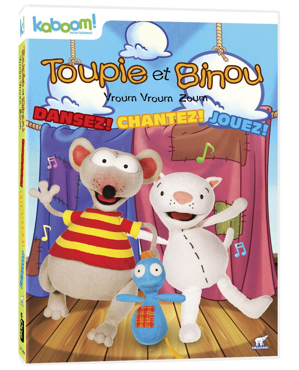 toopy u0026 binoo dance sing play dvd french walmart canada