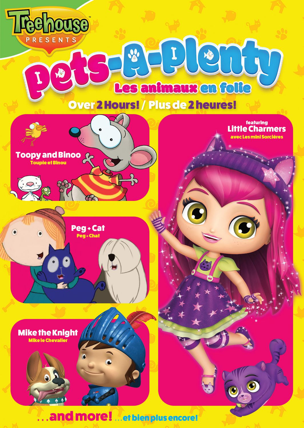 treehouse compilation pets a plenty dvd walmart canada