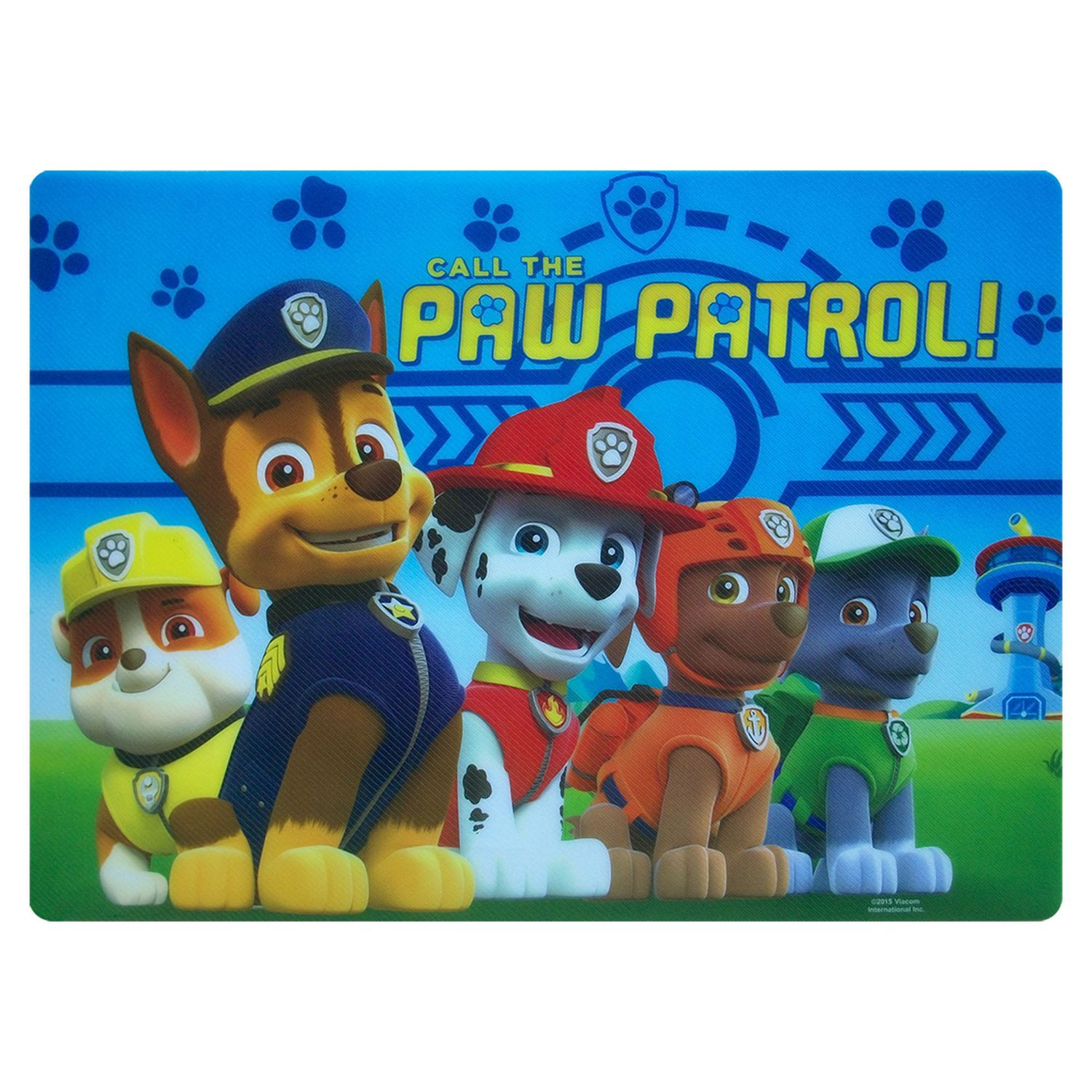 Paw Patrol Quot Call Waiting Quot Placemat Walmart Canada