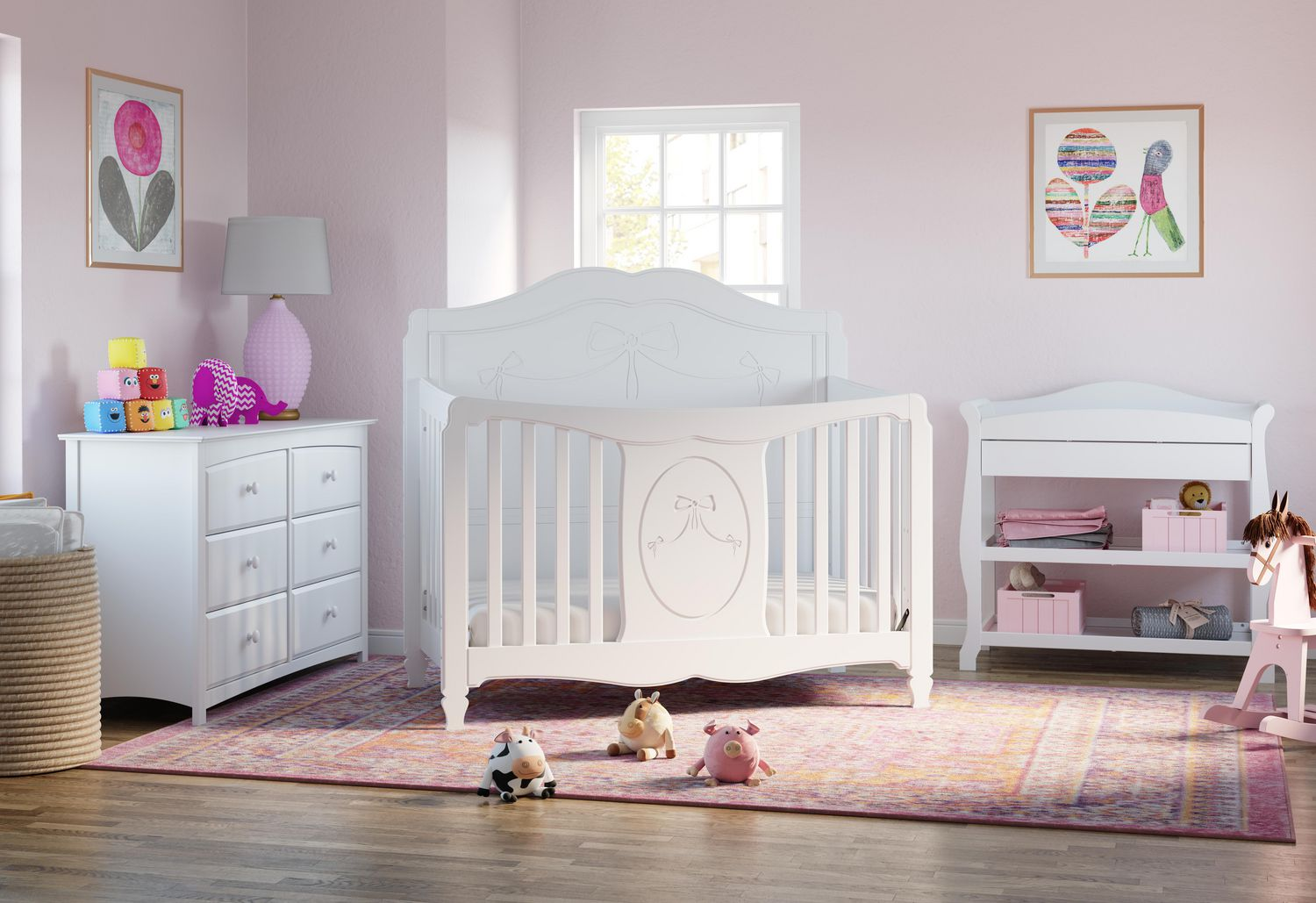 your grow pin child crib cribs with pieces convertible and to cleverly into novella transforms several the designed