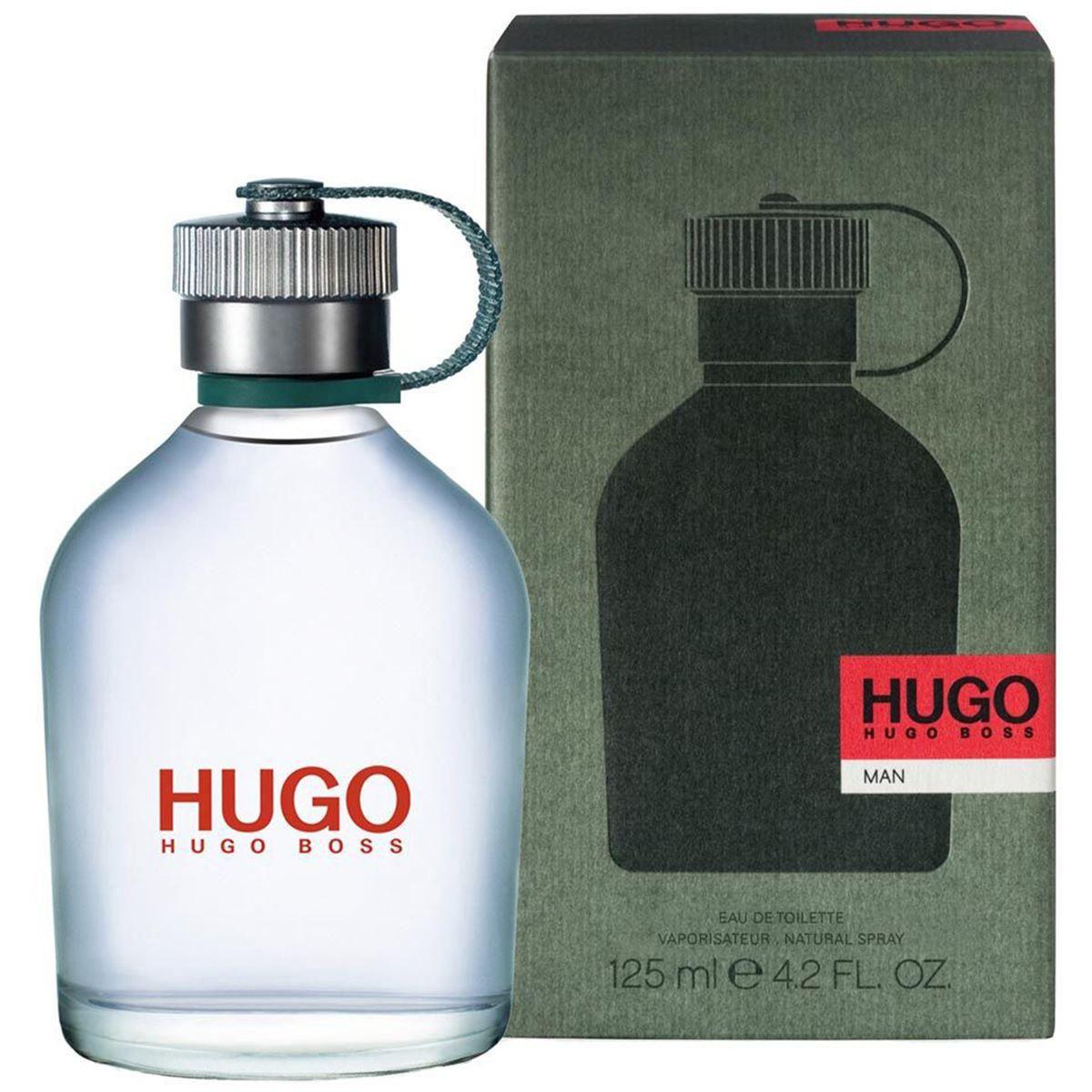 ein paar Tage entfernt klassisch zum halben Preis Hugo Boss Eau De Toilette Spray for MEN 125 ml