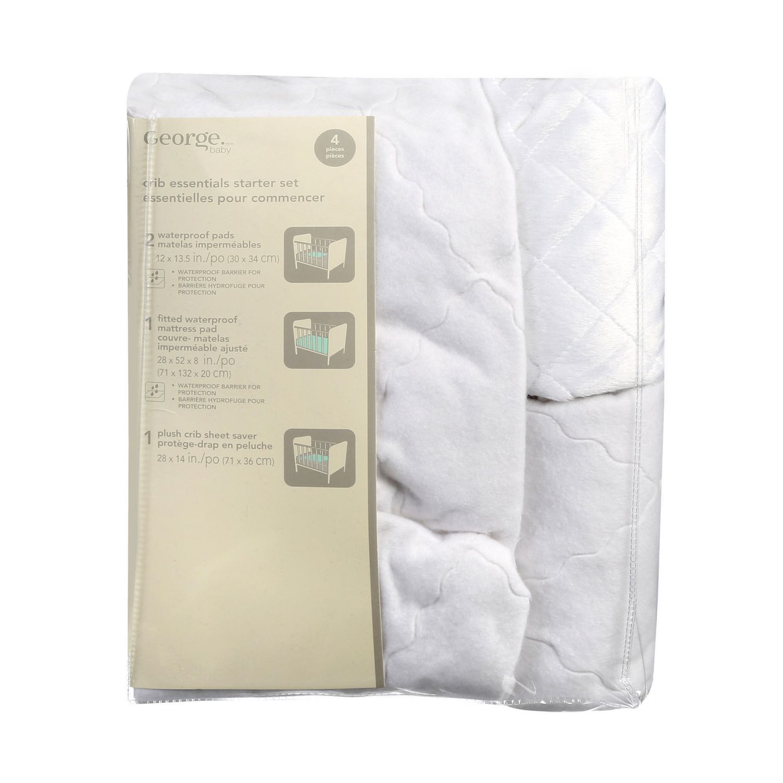 crib hot bamboo sweaty or mattress natural sleepers for protector pad full