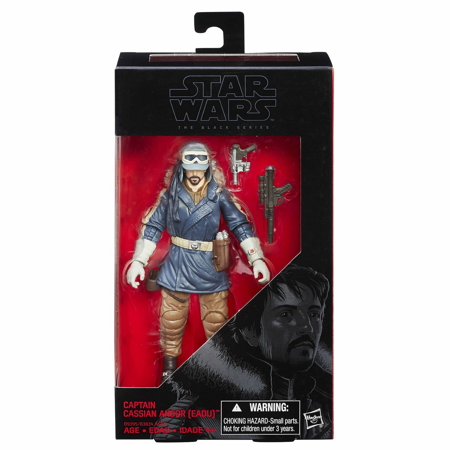 Star Wars Rogue One 12-Inch Captain Cassian Andor