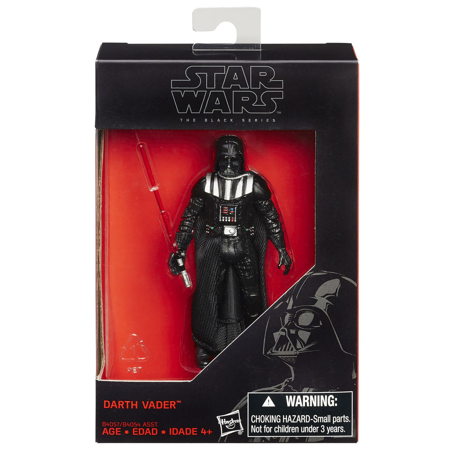 Star Wars The Black Series 3 75 Quot Darth Vader Action Figure