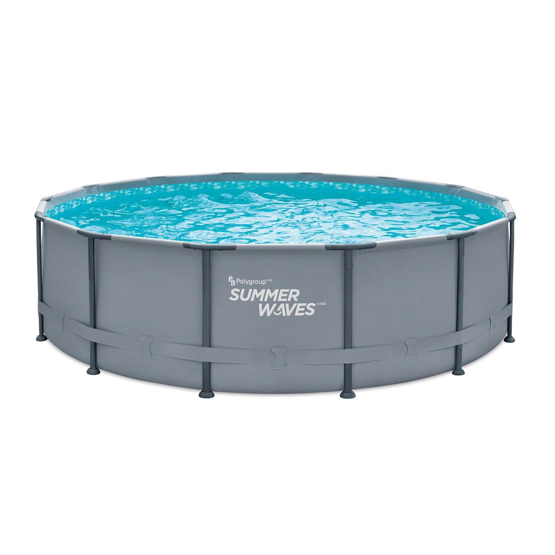 Summer Waves 14ft Elite Frame Pool Walmart Canada