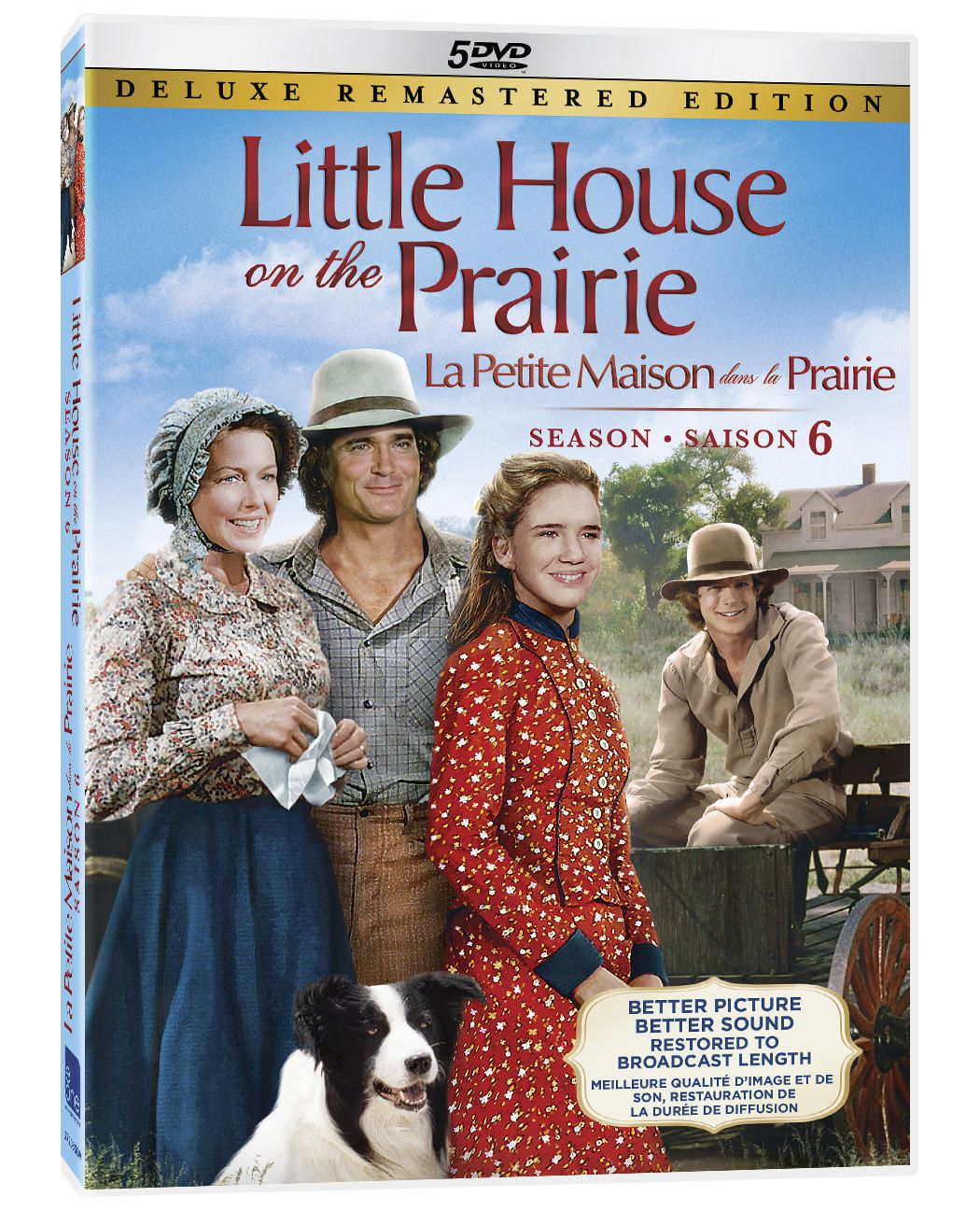 little house on the prairie - season 6 | walmart canada