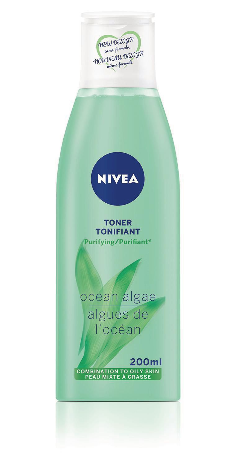 Nivea Purifying Toner For Combination Oily Skin Walmart Canada