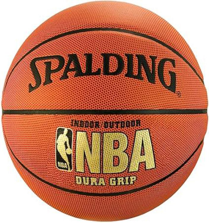 Image De Basket composite leather dura grip spalding nba basketball | walmart canada