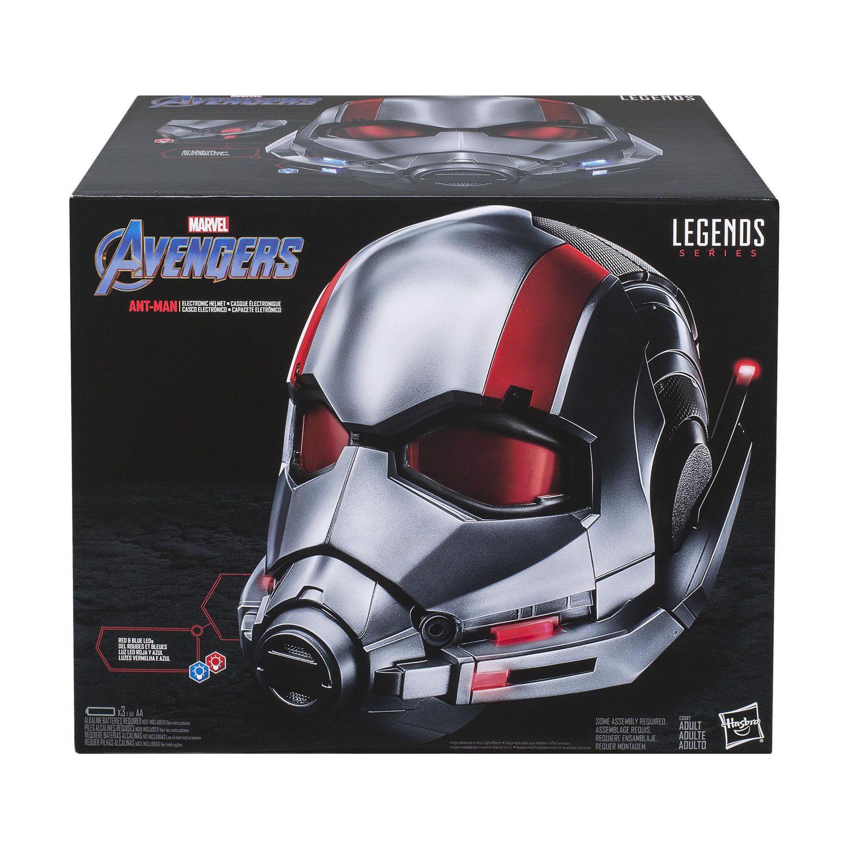 **Brand New Factory Sealed** Marvel Legends Black Panther Electronic Helmet Mask
