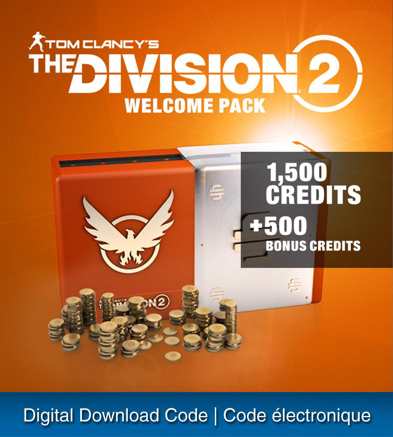 PS4 Tom Clancy's The Division 2 - Welcome Pack [Download