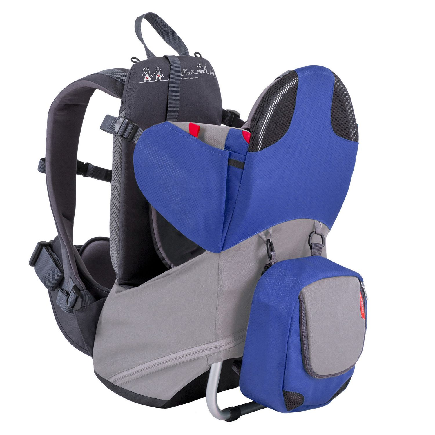 phil&teds Parade Backpack Carrier
