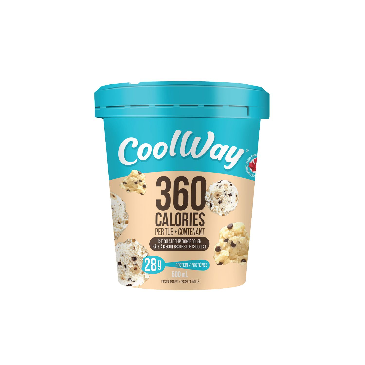 Coolway Chocolate Chip Cookie Dough Walmart Canada