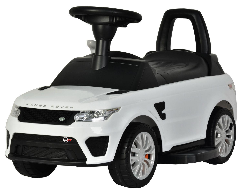 Best Ride on Cars White Range Rover Sport Svr