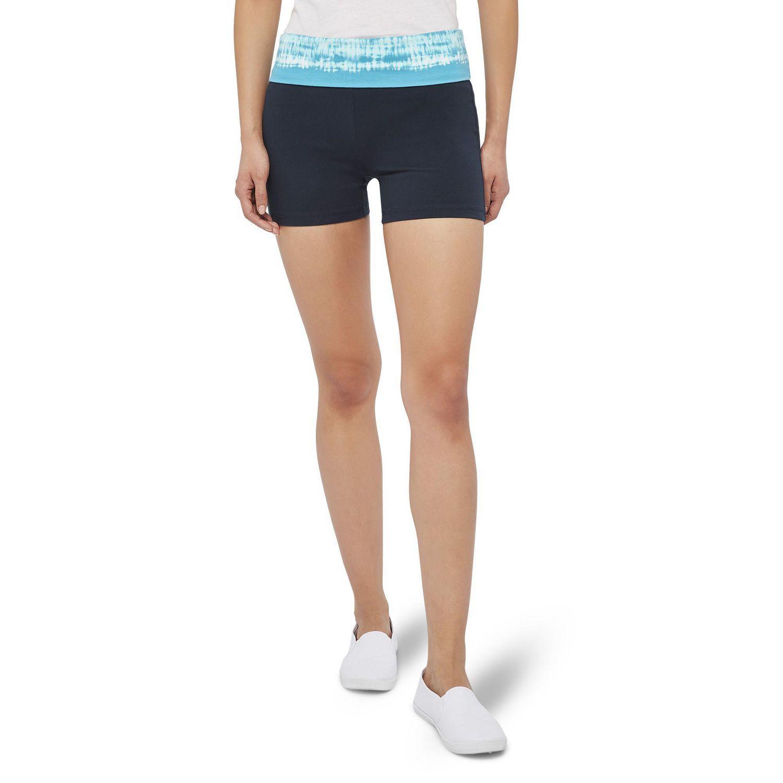 40e2804685 George Women's Yoga Shorts - image 1 of 6 zoomed image