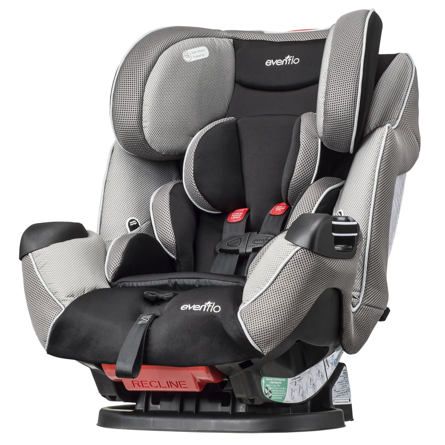 Evenflo Symphony Elite Harrison All In One Car Seat