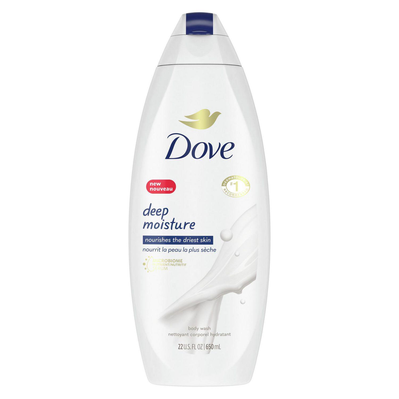 Dove Deep Moisture Body Wash Walmart Canada