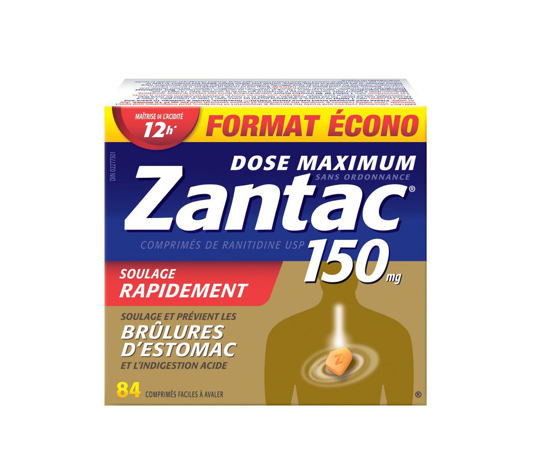 zantac 150 maximum strength | walmart canada