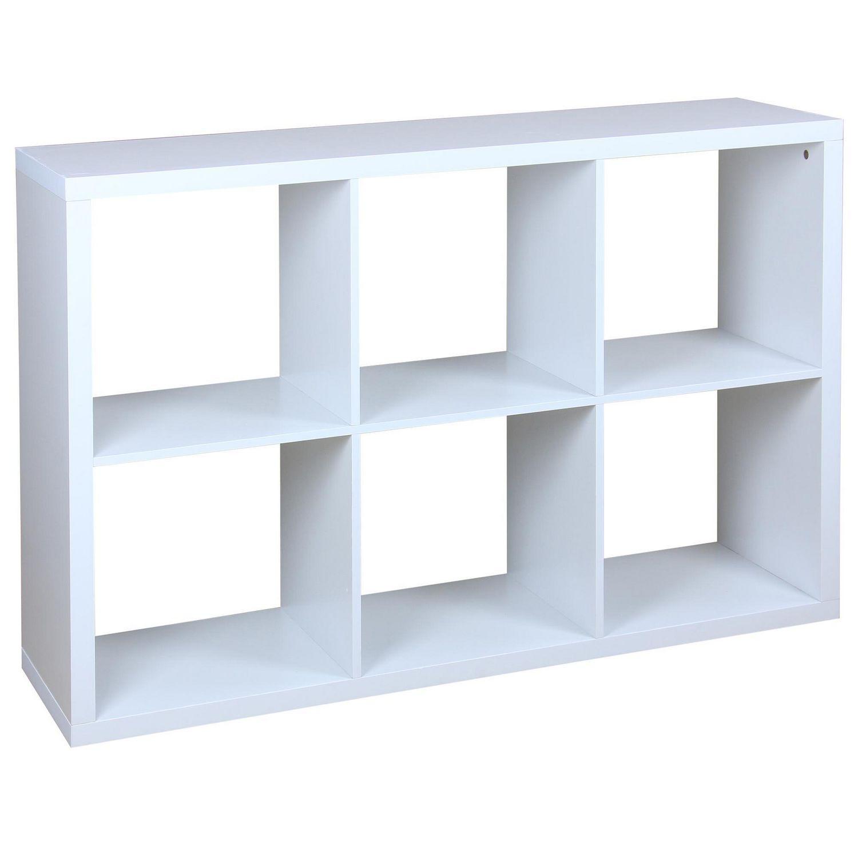 EliteKoopers /Étag/ère de rangement en bois Cube Vert 1 pi/èce