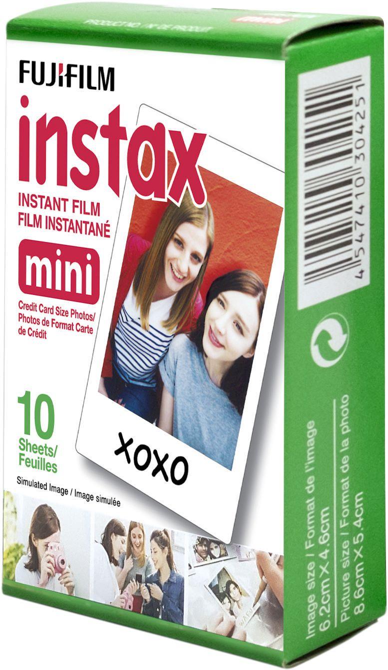 Fujifilm Instax Mini Film 10 Sheets Walmart Canada Paper Comic