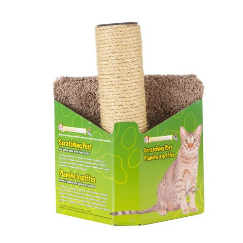 Fantasy Manufacturing Cat Scratching Post Walmart Canada