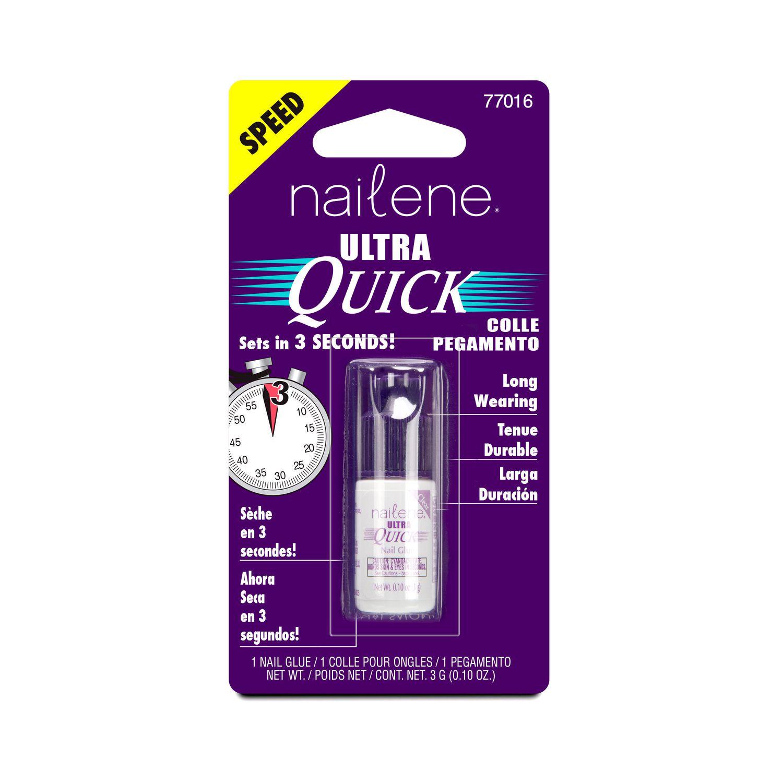 Nailene Ultra Quick Nail Glue | Walmart Canada