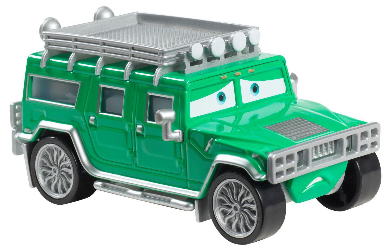 Disney Pixar Cars Tj Hummer Deluxe Die Cast Vehicle Walmart Canada