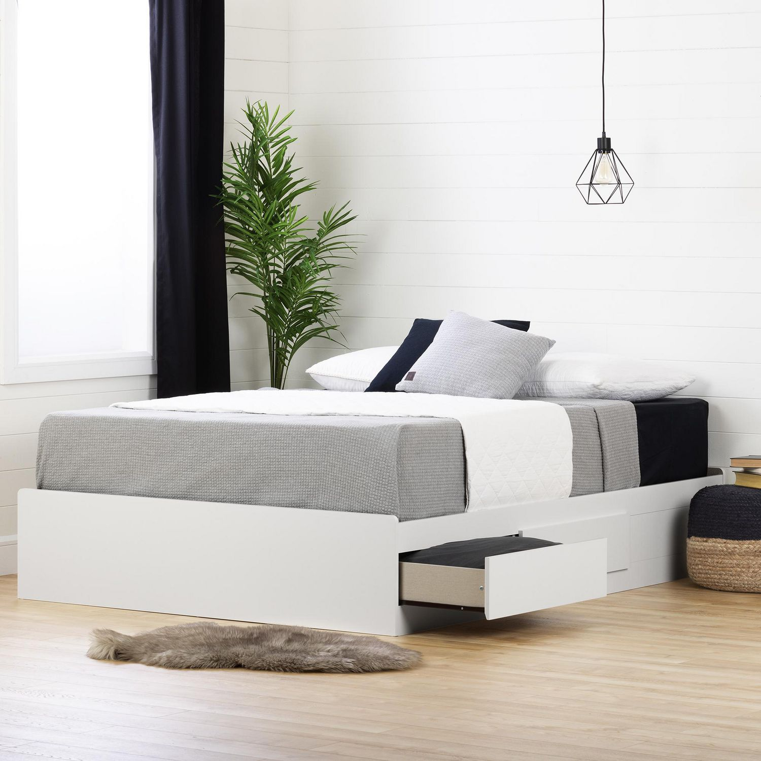 underneath gallery white drawers pictures king beds including platform storage frames frame queen with bed