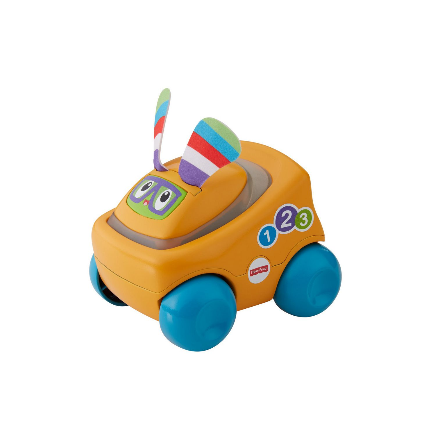 Fisher Price Bright Beats Buggies Franky Beats English Edition