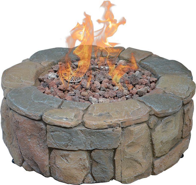 Bond Manufacturing Bond Pinyon Outdoor Gas Fire Pit
