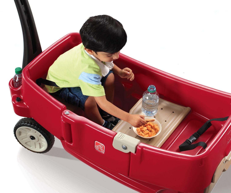Step2 All Around Wagon Toy Vehicle
