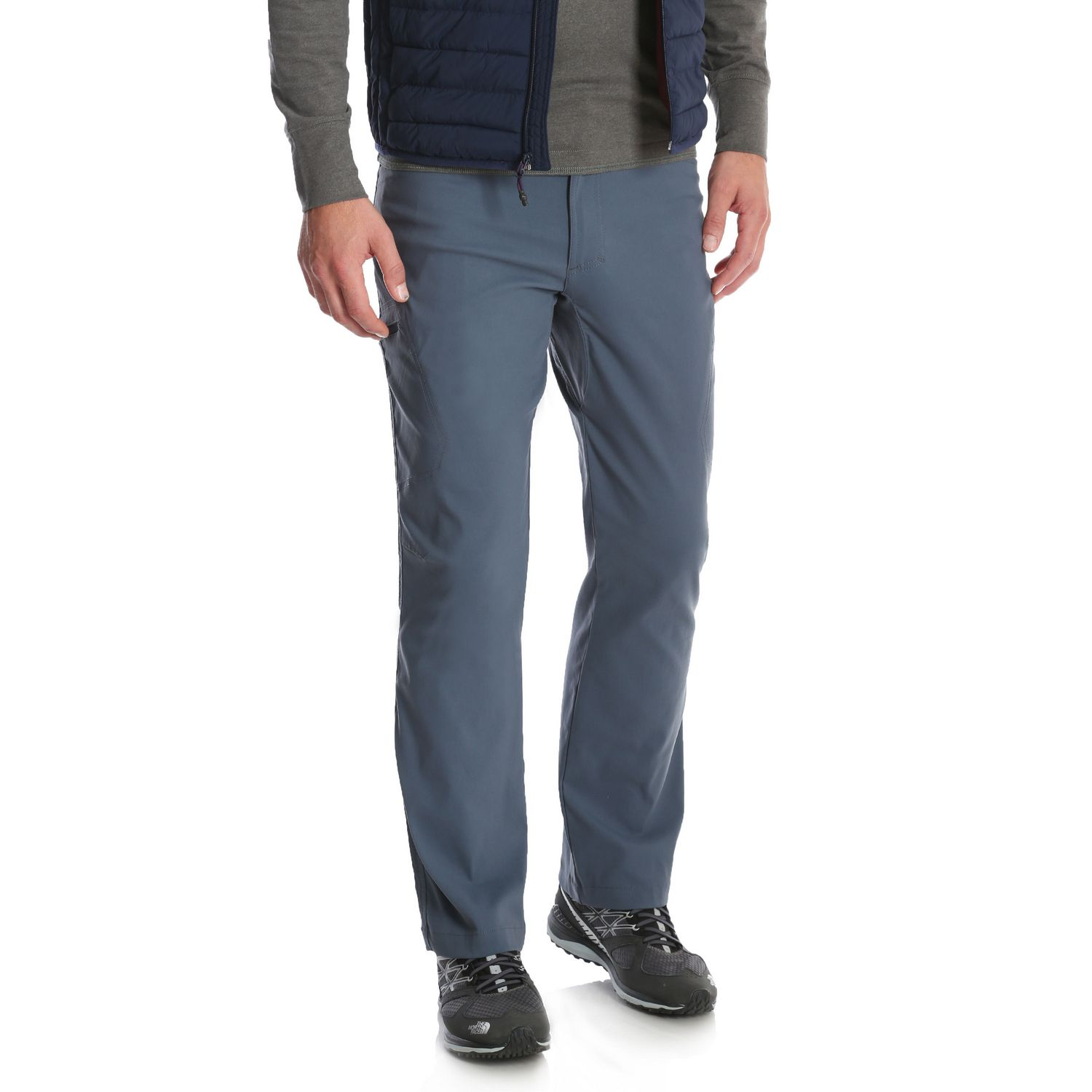 fb62ebcb Wrangler Men's Outdoor Performance Cargo Pant - image 1 of 8 zoomed image