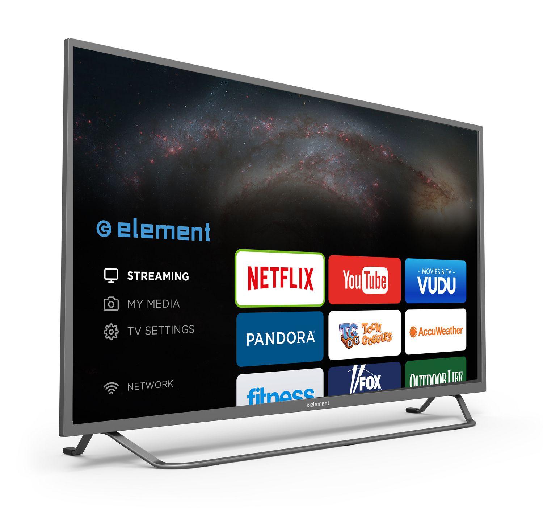 Geräumig Tv Element Foto Von