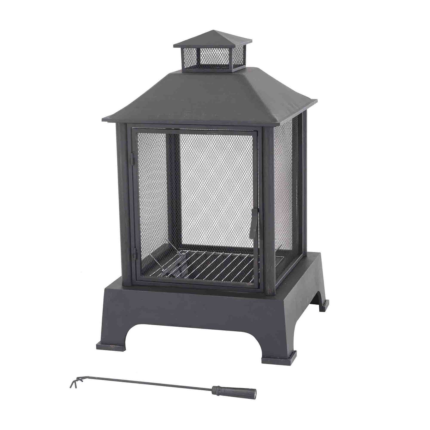 glass deluxe propane pyramid itm outdoor tube blk heater heaters hg flames patio dancing